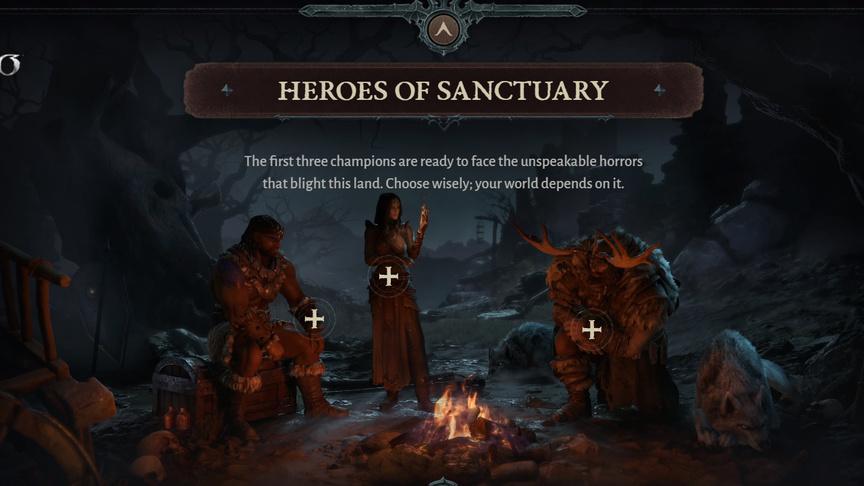 Анонс Diablo 4