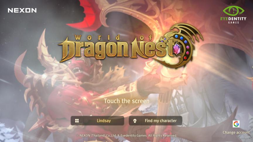 Как играть в World of Dragon Nest