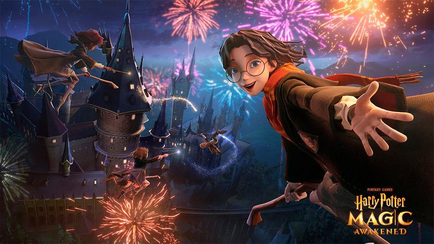 Дата выхода игры Harry Potter: Magic Awakened