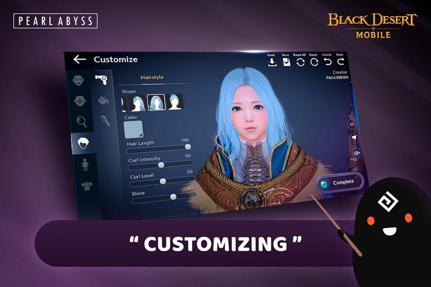 Скриншоты игры Black Desert Mobile