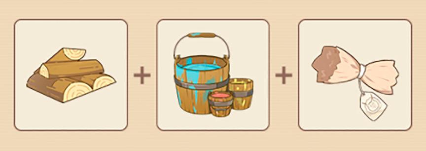 Genshin Impact Рецепт: Загадочная деревянная лестница