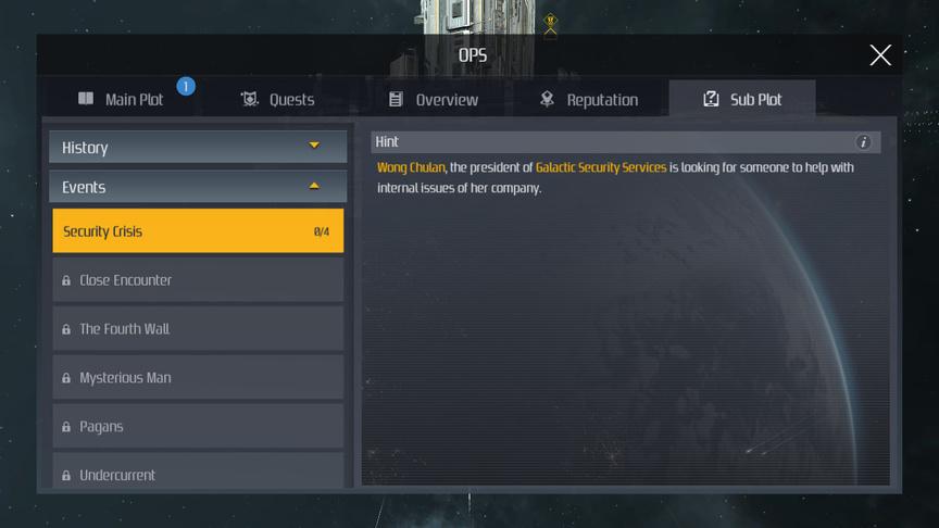 Second Galaxy Sup Pilot Security Crisis
