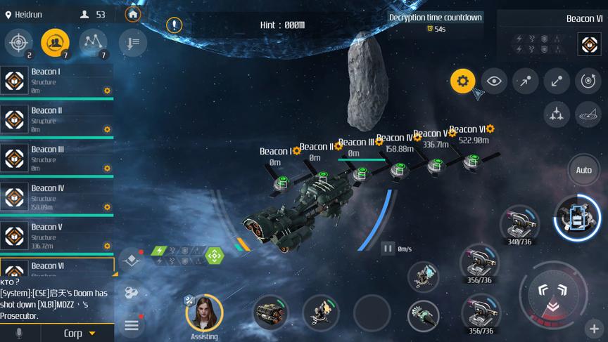 Second Galaxy Sub Plot History Pilots (Part 4)