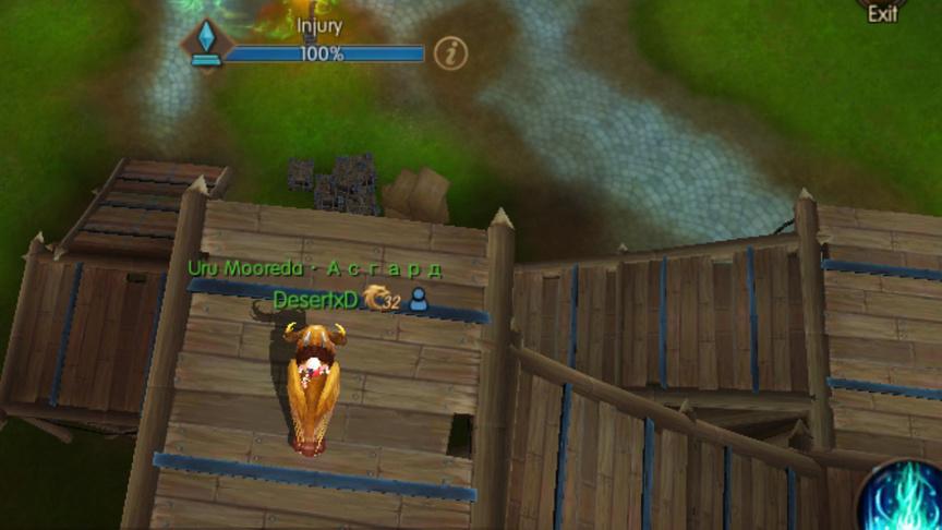 Siege Castle World of Kings