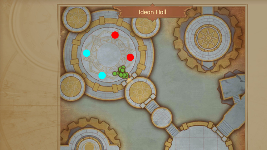 Edeon Ruins Adventure World of Kings